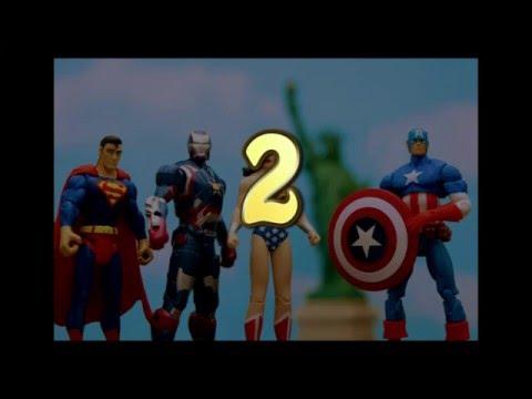 TOP 7 ESTRENOS MAS ESPERADOS DE SUPERHEROES 2016