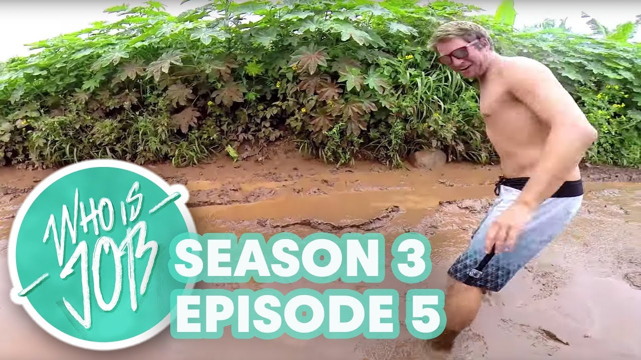 Puddle Surfing | Who is JOB 4.0: S3E5