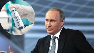 Вакцина от коронавируса готова Дочь Путина уже попробовала