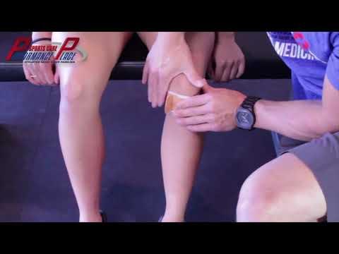 E58: Tab Tape the Knee - Medial Meniscus
