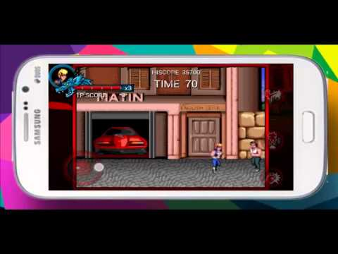 Game - Double Dragon Trilogy (ANDROID)