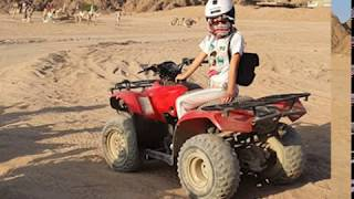 Сафари экскурсия на квадрациклах Шарм Эль Шейх 2019