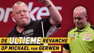 RTL Darts BullsEye 5 | King SLAAT terug naar 'grote' Van Gerwen