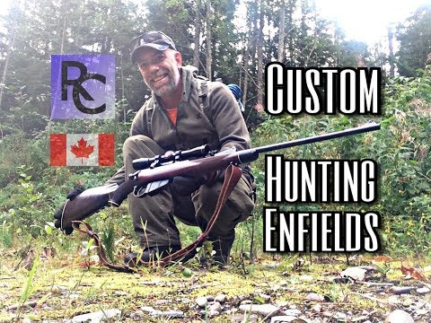 Enfield Hunting Rifles And CamPro Bullets