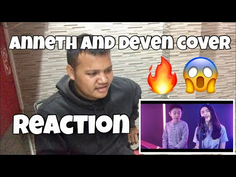 Like I'm Gonna Lose You - Meghan Trainor ft. John Legend || Cover by Anneth & Deven REACTION