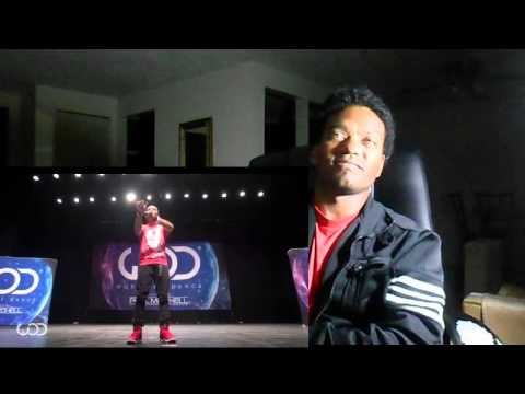 FIK-SHUN - FRONTROW (WORLD OF DANCE LAS VEGAS...