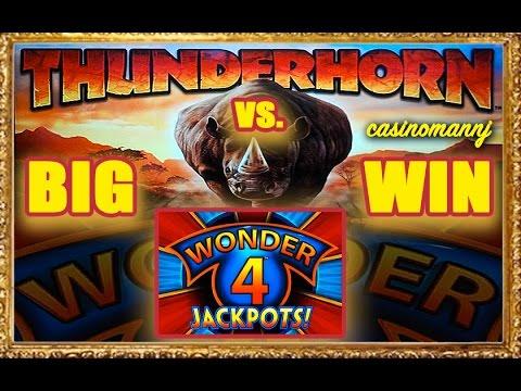 Thunderhorn Free Slots