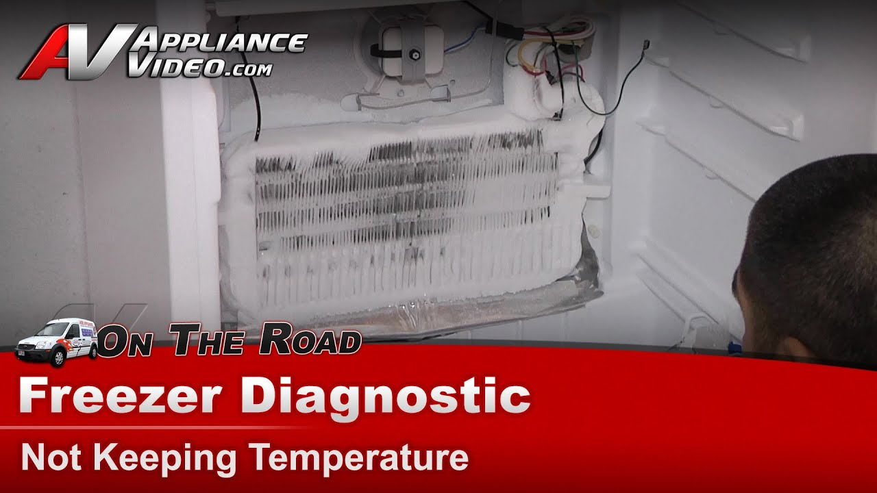 Whirlpool Freezer Diagnostic
