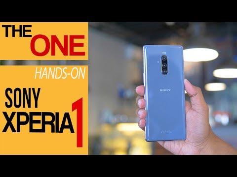 Akhirnya! Sony Xperia 1 - Hands-on Indonesia
