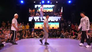 Outbreak Europe 2018   1vs1 Undisputed Semi Finals   Kid Karam vs Kuzya
