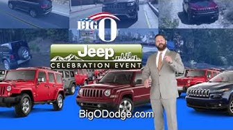 New Jeep Prices Greenville, SC Big O Dodge Chrysler Jeep Ram