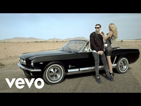 Yellow Claw Shotgun ft Rochelle Official Music Video