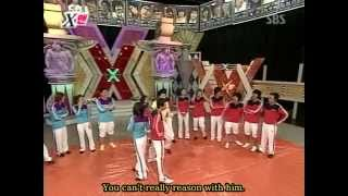 [Eng Sub] χ-ℳ∆ℕ 060108 Ep114 Super Junior Kim Heechul SS501 Kim Hyun Joong