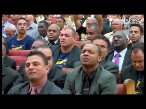 Eu Tenho um Chamado - Pr. Marcus Salles - 4º Congresso de Missões