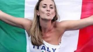 أجمل المشجعات الإيطاليات في كأس البرازيل 2014