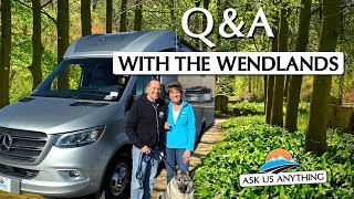 RV News and Q&A with The Wendlands