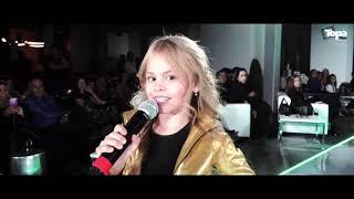 Милана «я такая в маму» на Fashion  показе