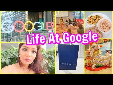 Life At Google | A Day In Youtuber's Life Vlog | SuperPrincessjo