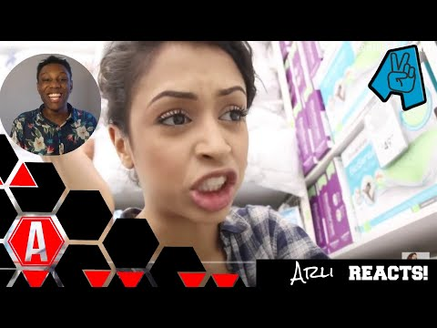Thumbnail: I WAS CAUGHT IN BED... BATH AND BEYOND WITH LIZA! REACTION