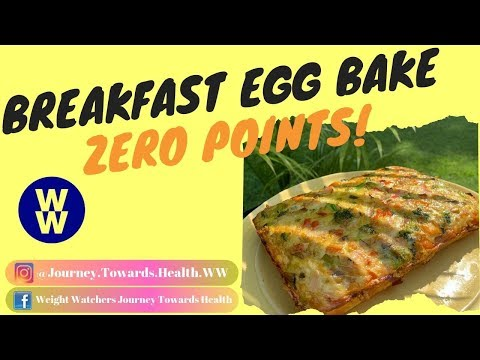 weight-watchers-freestyle---breakfast-egg-bake!-z-e-r-o*p-o-i-n-t-s