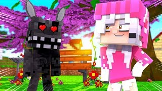 Minecraft Fnaf Daycare: Baby Twisted Wolf Falls In Love With Human Mangle?! (Minecraft Roleplay)
