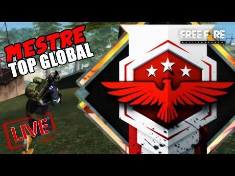 FREE FIRE - COMO CHEGAR A #MESTRE EM 1 DIA! #DICAS FT HUNTER GODBR - 동영상