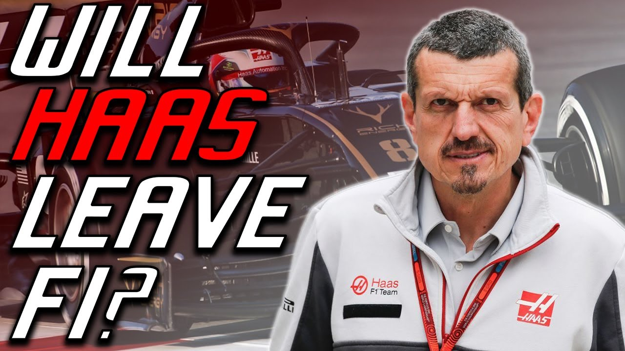 Will Haas LEAVE F1 after 2020?