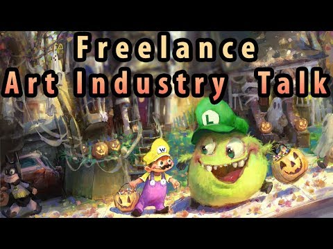 Freelance Art Tips and How I Failed with a Hollywood Directo
