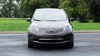2017 Nissan LEAF - Electric Vehicle Overview