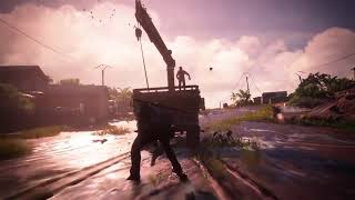 Uncharted 4 with classical music thrown into the m...