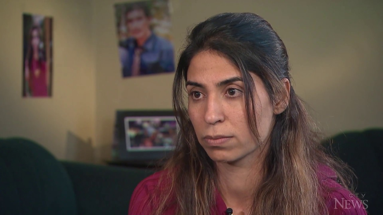 CTV exclusive: Former ISIS sex slave on her journey to new