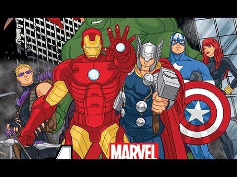 12 Surprise Eggs Kinder Surprise 2015 Marvel Avengers Assemble