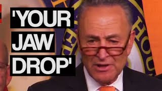 'Would Make Your Jaw Drop' Says Schumer