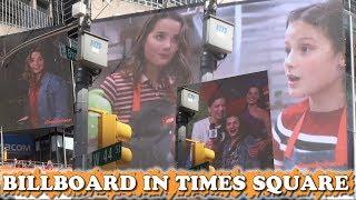 Billboard in Times Square (WK 435) Bratayley