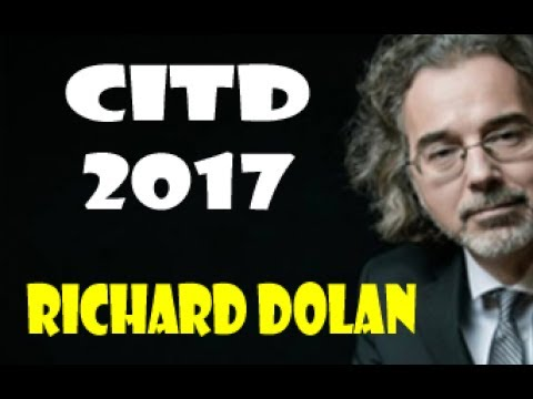 Richard Dolan 2017 / Contact in The Desert UFO Conference