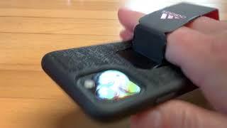 banco zona computadora  Adidas Grip Case für iPhone 11 Pro - ifun.de - YouTube