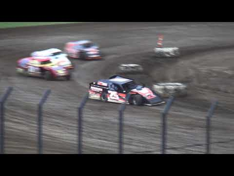"""Modified Madness"" B-Main 3 Davenport Speedway 5/18/18"