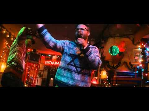 Seth Rogen & crew - Karaoke -  Xmas in Hollis