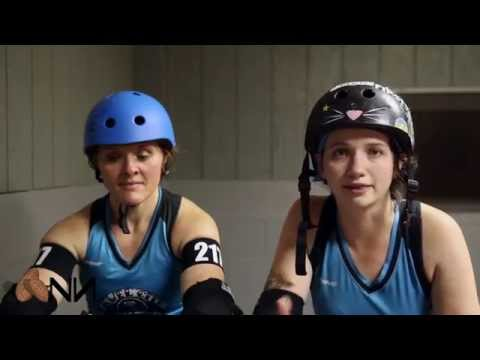Armstrong Local Programming: Healthy Lifestyles - Roller Girls