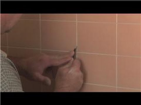 Grouting Help How To Repair Grout In A Bathroom