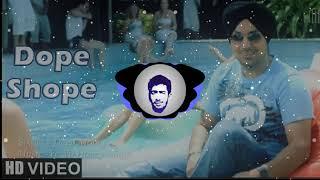 Dope Shope (Bass Boosted) || Deep Money || Yo Yo Honey Singh || KM Bass Boosted