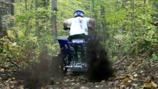 SIIIICK 4 Mil Stroker Banshee Trail Riding!