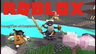 Khi thánh lầy làm ninja| Roblox| Ninja Assassin|co/op giabao147