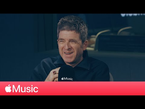 Noel Gallagher: Evolution Since Oasis, Meeting Bruce Springsteen and Best Of Album   Apple Music