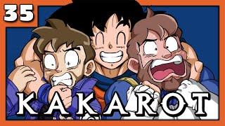 Pre-Tournament Trembles | Dragon Ball Z Kakarot Part 35 - TFS Gaming