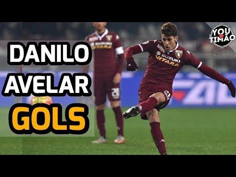 REFORÇO: Lateral Danilo Avelar | Gols