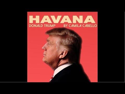 Camila Cabello - Havana ( cover by Donald Trump ) | [1 Hour Version]