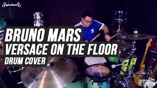 Video Bruno Mars - Versace on The Floor - Drum Cover by Superkevas download MP3, 3GP, MP4, WEBM, AVI, FLV Agustus 2018