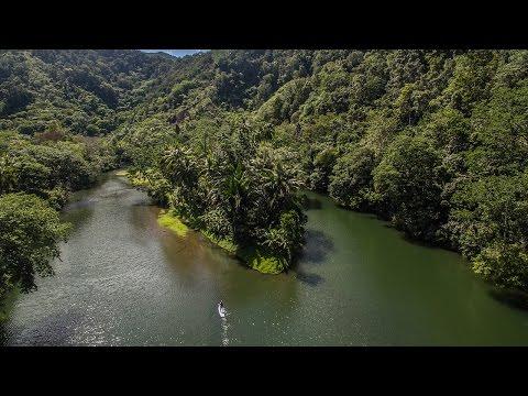 1st Descent in Papua New Guinea