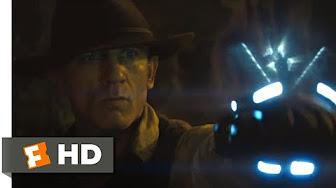 Cowboys Aliens 2011 Movie Scenes Movieclips Youtube